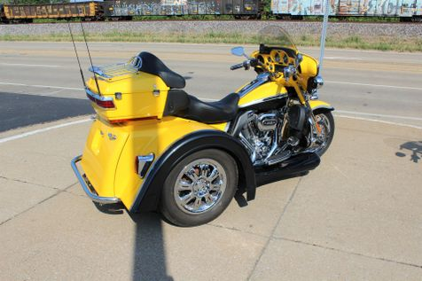 2012 Harley-Davidson Electra Glide® CVO™ Ultra Classic® Tri-Glide Trike | Granite City, Illinois | MasterCars Company Inc. in Granite City, Illinois