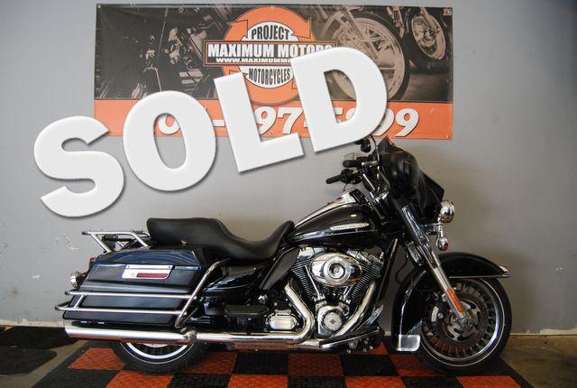 2012 Harley-Davidson Electra Glide Ultra Limited Jackson, Georgia