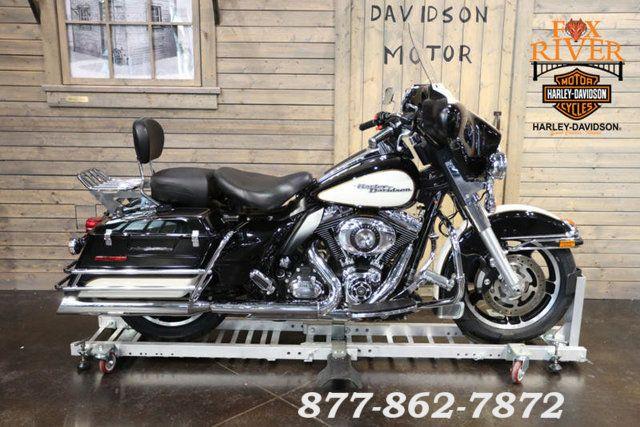 2012 Harley-Davidson ELECTRA GLIDE POLICE FLHTP ELECTRA GLIDE POLICE in Chicago, Illinois 60555