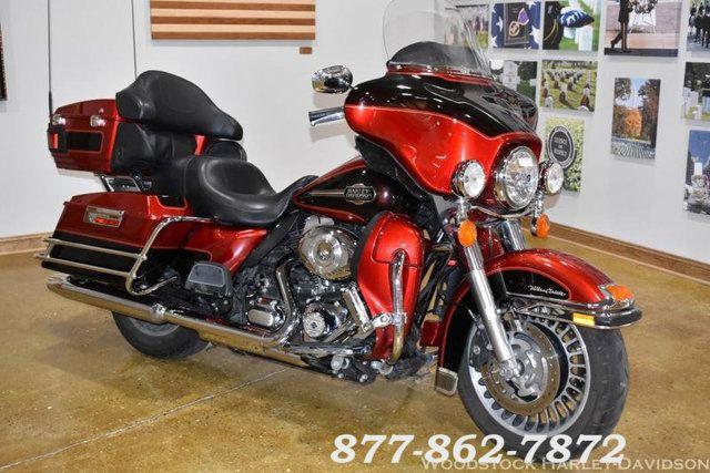 2012 Harley-Davidson ELECTRA GLIDE ULTRA CLASSIC FLHTCU ULTRA CLASSIC