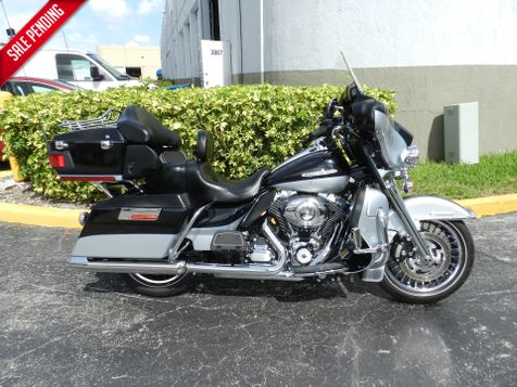 2012 Harley-Davidson Electra Glide Ultra Limited FLHTK LOW MILES! A BEAUTY!!! in Hollywood, Florida