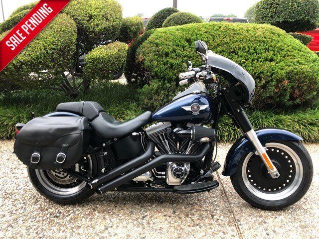 2012 Harley-Davidson Fat Boy Lo in McKinney, TX 75070