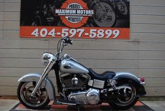 2012 Harley Davidson FLD Dyna Switchback Jackson, Georgia 12
