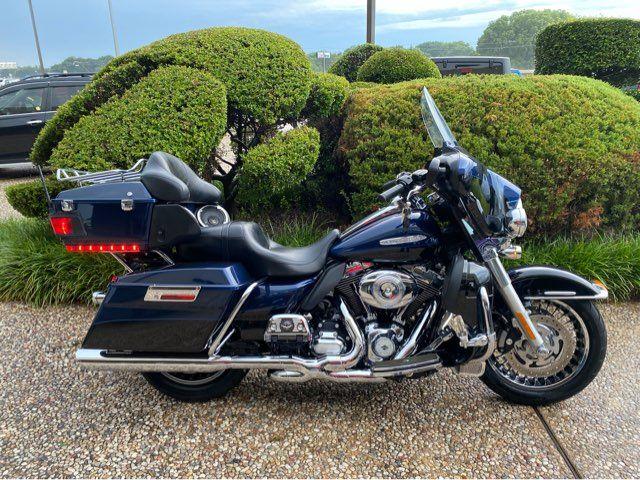 2012 Harley-Davidson FLHTK Electra Glide Ultra
