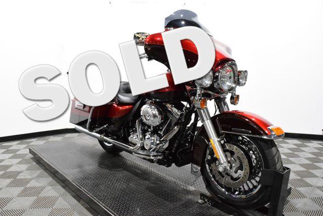 2012 Harley-Davidson FLHTK - Ultra Limited