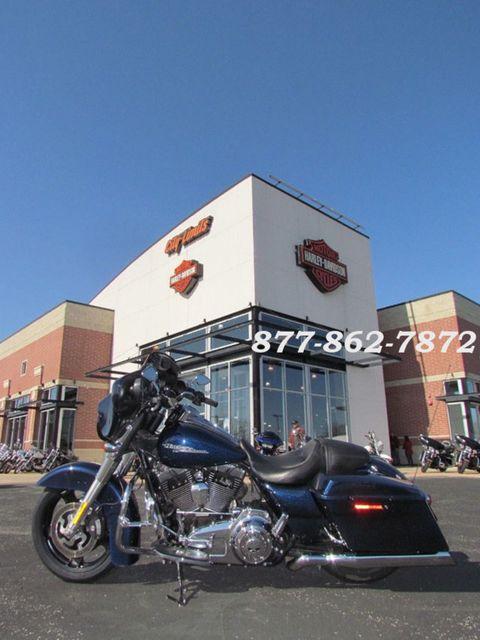 2012 Harley-Davidson FLHX STREET GLIDE STREET GLIDE 103 Chicago, Illinois 34