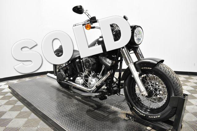 2012 Harley-Davidson FLS - Softail® Slim™