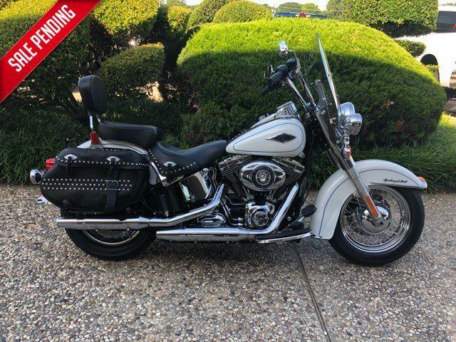 2012 Harley-Davidson FLSTC Heritage Softail Classic in McKinney, TX 75070
