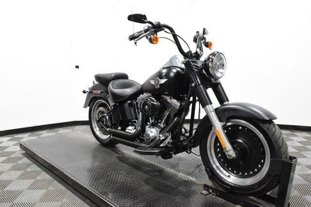 2012 Harley-Davidson FLSTFB - Fat Boy® Lo