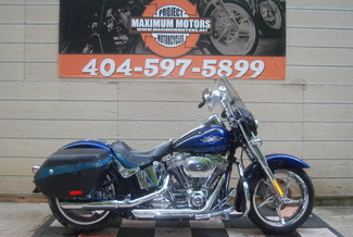 2012 Harley Davidson FLSTSE3 Screamin Eagle Softail Convertible Jackson, Georgia 0
