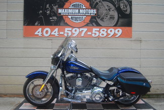 2012 Harley Davidson FLSTSE3 Screamin Eagle Softail Convertible Jackson, Georgia 13