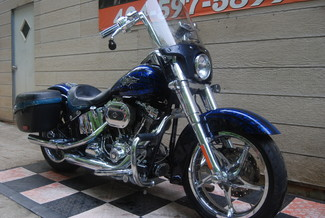 2012 Harley Davidson FLSTSE3 Screamin Eagle Softail Convertible Jackson, Georgia 2