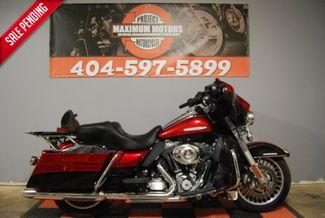 2012 Harley Davidson FLTHTK Ultra Limited Jackson, Georgia