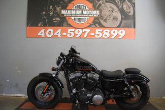 2012 Harley-Davidson Forty-Eight XL1200X Jackson, Georgia 9