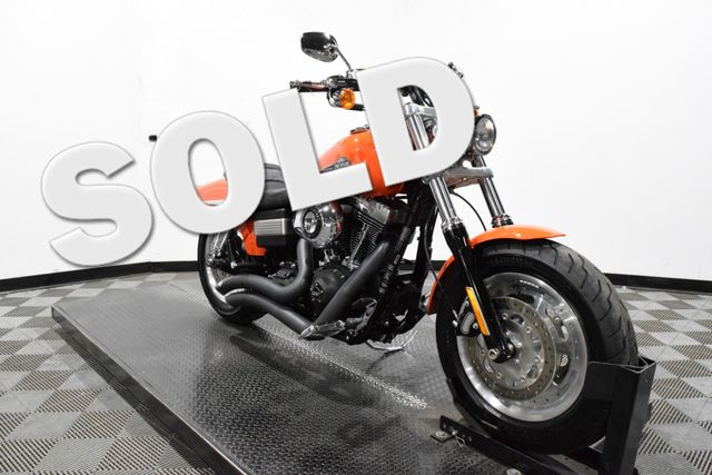 2012 Harley-Davidson FXDF - Dyna Fat Bob