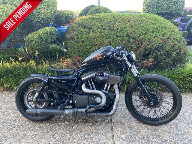 2012 Harley-Davidson Iron 883 XL883N