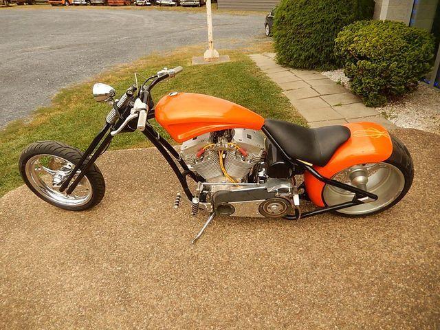 2012 Harley Davidson Redneck Chopper