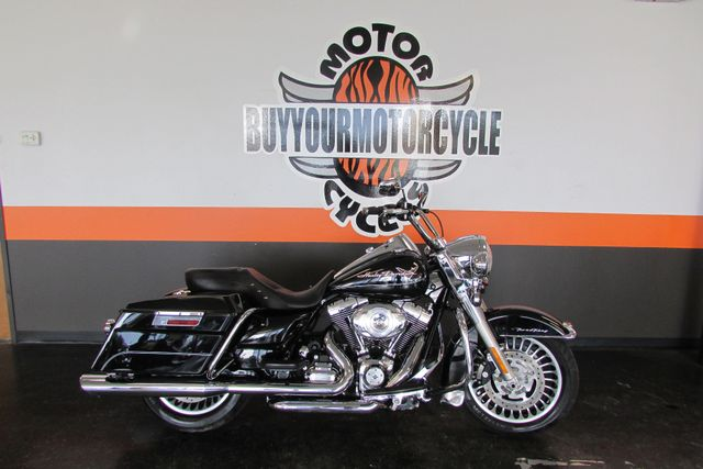 2012 Harley-Davidson Road King® Base Arlington, Texas 0