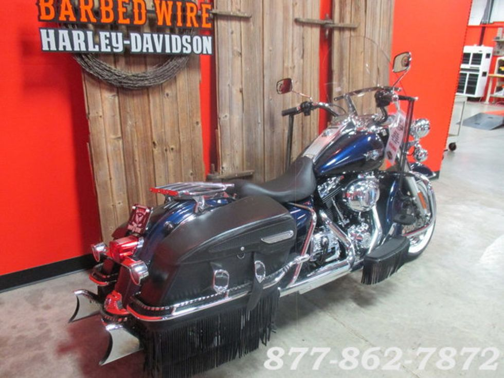 2012 Harley-Davidson ROAD KING CLASSIC FLHRC ROAD KING