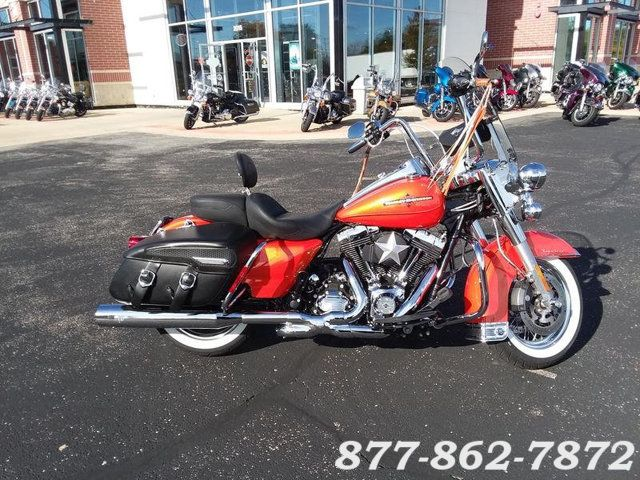 2012 Harley-Davidson ROAD KING CLASSIC FLHRC ROAD KING CLASSIC
