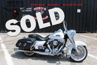 2012 Harley Davidson Road King Classic in Hurst Texas
