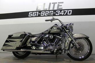 2012 Harley Davidson Road King FLHRC FLHR Boynton Beach, FL 38