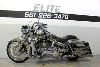 2012 Harley Davidson Road King FLHRC FLHR Boynton Beach, FL 73