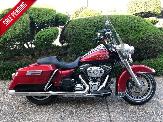 2012 Harley-Davidson Road King Base