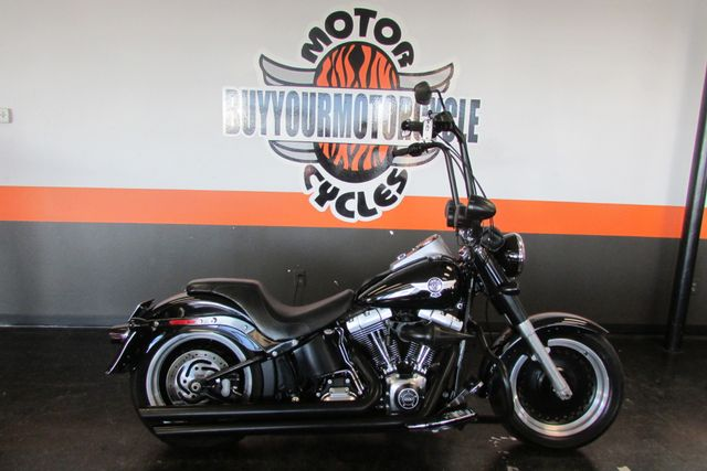 2012 Harley-Davidson Softail® Fat Boy® Lo in Arlington, Texas , Texas 76010