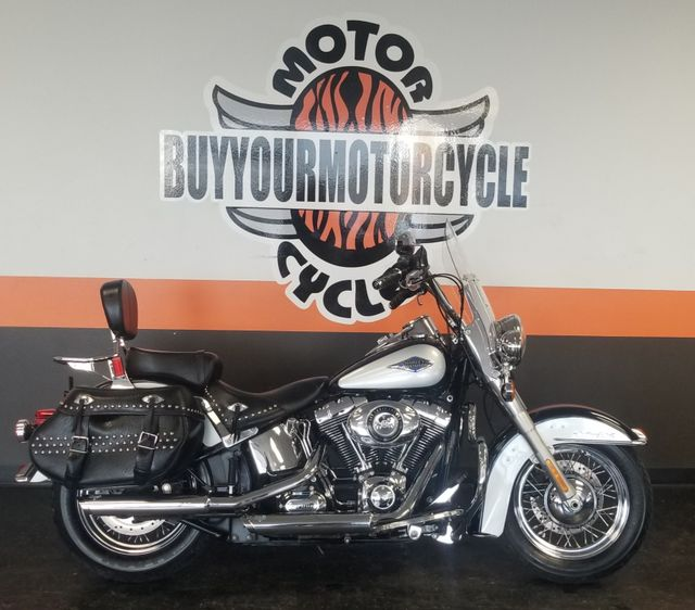 2012 Harley-Davidson Softail® Heritage Softail® Classic