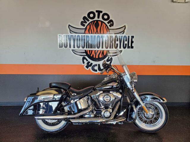 2012 Harley-Davidson Softail® Heritage Softail® Classic in Fort Worth , Texas 76111