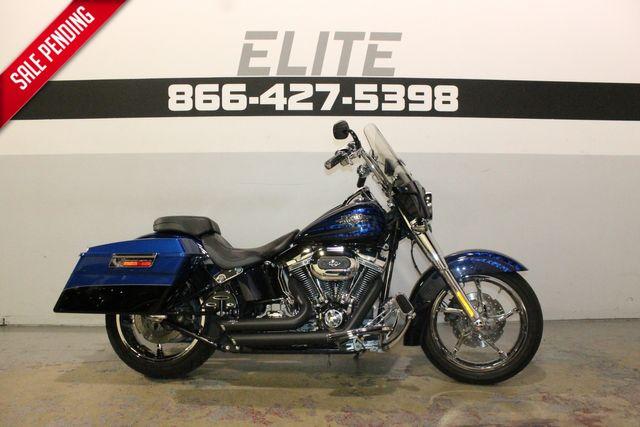 2012 Harley Davidson Softail Convertible CVO in Boynton Beach, FL 33426