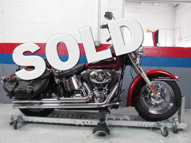 2012 Harley Davidson Softail Heritage Softail Classic Clean Title