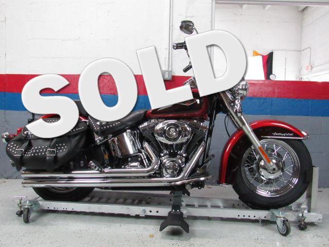 2012 Harley Davidson Softail Heritage Softail Classic Clean