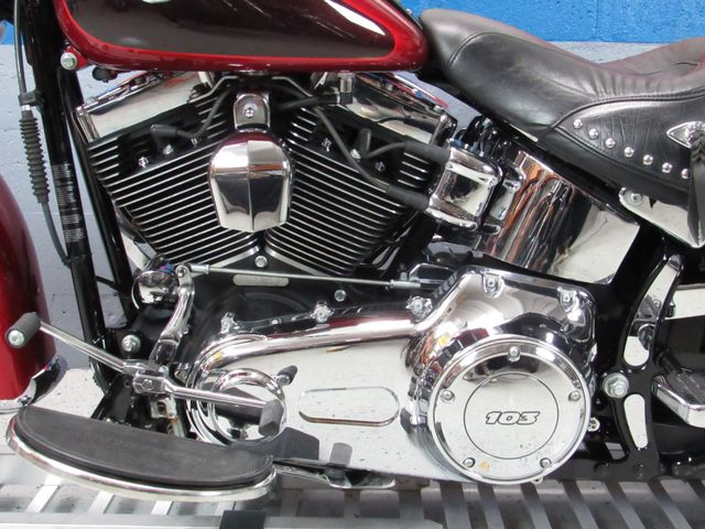 2012 Harley Davidson Softail Heritage Softail Classic Clean Title in Dania Beach , Florida 33004