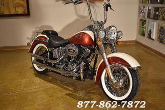 2012 Harley-Davidson SOFTAIL DELUXE FLSTN DELUXE FLSTN in Chicago, Illinois 60555