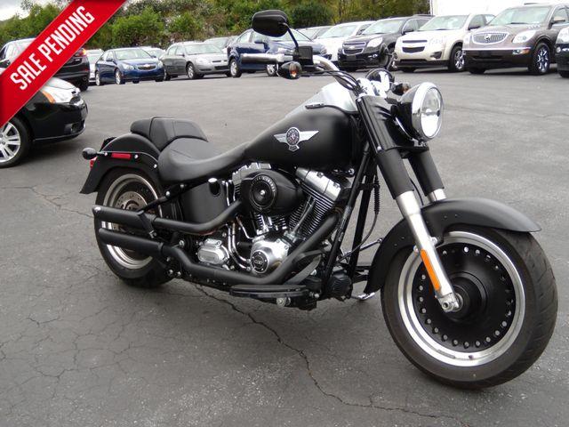 2012 Harley-Davidson Softail® Fat Boy® Lo