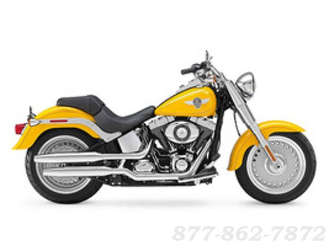 2012 Harley-Davidson SOFTAIL FAT BOY FLSTF FAT BOY FLSTF