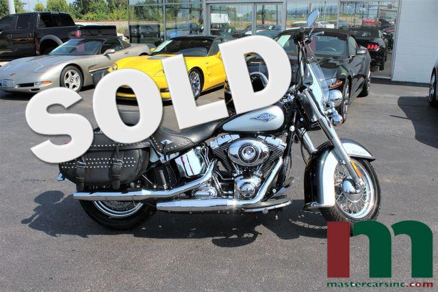 2012 Harley-Davidson Softail® Heritage Softail® Classic | Granite City, Illinois | MasterCars Company Inc. in Granite City Illinois