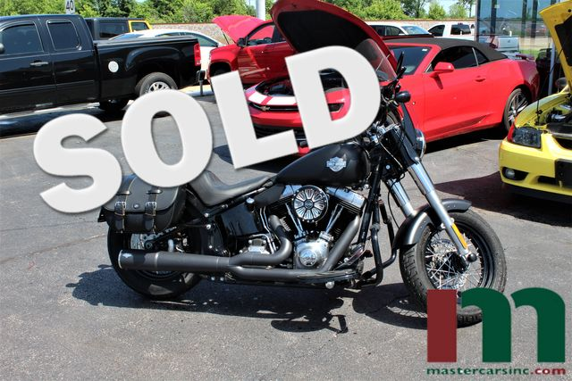 2012 Harley-Davidson Softail® Slim™ | Granite City, Illinois | MasterCars Company Inc. in Granite City Illinois