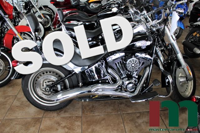 2012 Harley-Davidson Softail® Fat Boy® | Granite City, Illinois | MasterCars Company Inc. in Granite City Illinois
