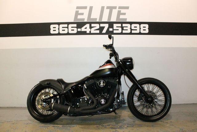 2012 Harley Davidson Softail Slim 103 in Boynton Beach, FL 33426