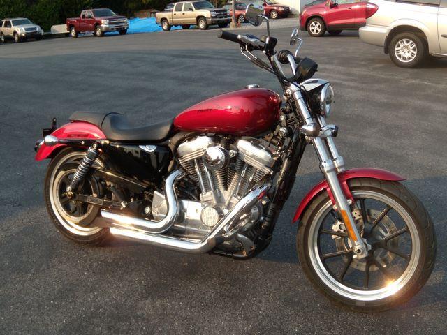 2012 Harley-Davidson Sportster 883L SuperLow XL883L in Ephrata, PA 17522
