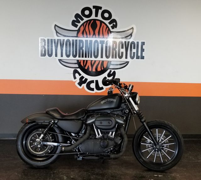2012 Harley-Davidson Sportster® Iron 883™ in Arlington, Texas 76010