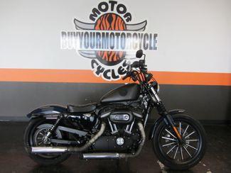 2012 Harley-Davidson Sportster® Iron 883™ in Arlington, Texas Texas, 76010