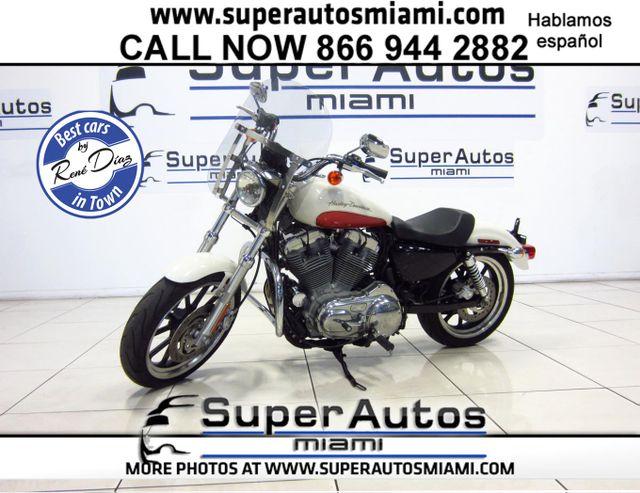 2012 Harley-Davidson Sportster® SuperLow™