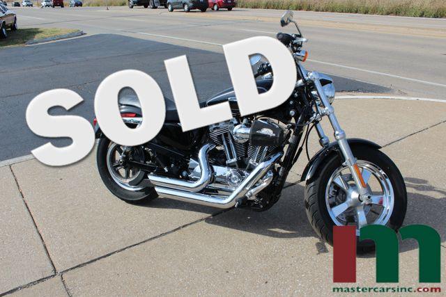 2012 Harley-Davidson Sportster® 1200 Custom | Granite City, Illinois | MasterCars Company Inc. in Granite City Illinois