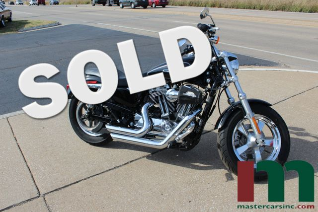 2012 Harley-Davidson Sportster® 1200 Custom | Granite City, Illinois | MasterCars Company Inc. in Granite City Illinois