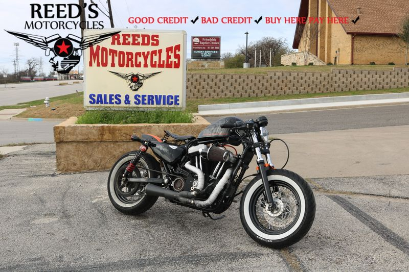 2012 Harley Davidson Sportster® Forty-Eight® | Hurst, Texas | Reed's Motorcycles in Hurst Texas
