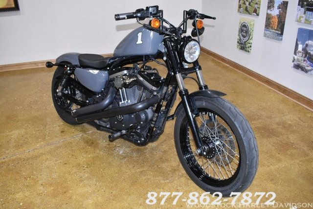 2012 Harley-Davidson SPORTSTER NIGHTSTER XL1200N NIGHTSTER XL1200CX